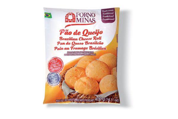 Pan de Queso FORNO DE MINAS Congelado Libre de Gluten 400g en Tienda Inglesa