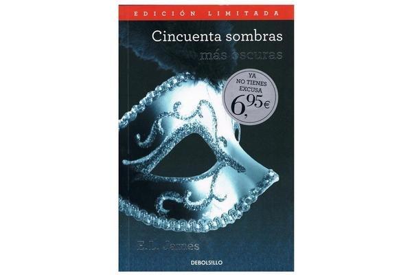"Libro ""cincuenta sombras mas oscuras"" de e.l. james (db) en Tienda Inglesa"