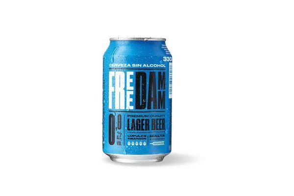 Cerveza ESTRELLA Damm 0,0 % sin Alcohol 330 ml en Tienda Inglesa