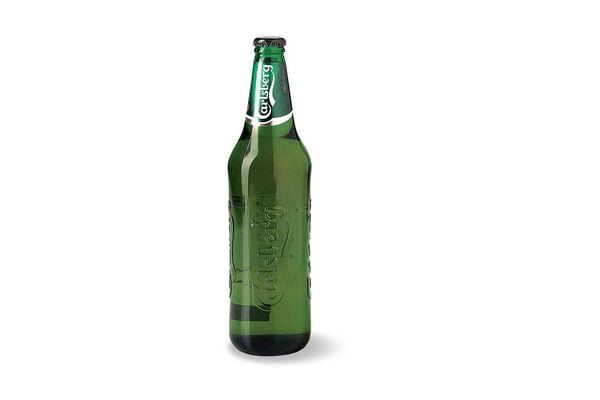 Cerveza CARLSBERG Botella 660ml en Tienda Inglesa