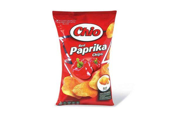 Papas Fritas Red Paprika CHIO 75 gr en Tienda Inglesa