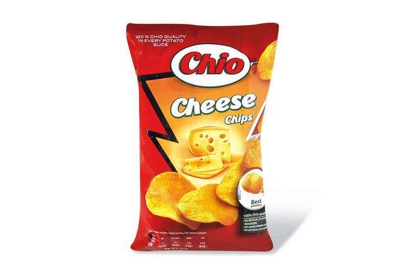 Papas Fritas Sabor Queso Cheese CHIO 75gr en Tienda Inglesa