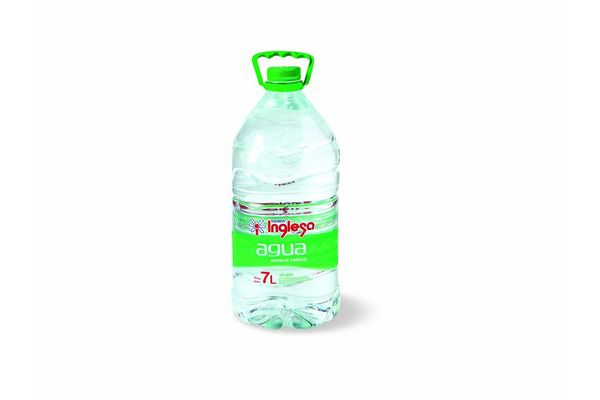 Agua Mineral Natural TIENDA INGLESA sin Gas 7l en Tienda Inglesa