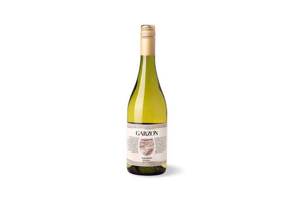 Vino Blanco GARZÓN Albariño Reserva 750 ml en Tienda Inglesa