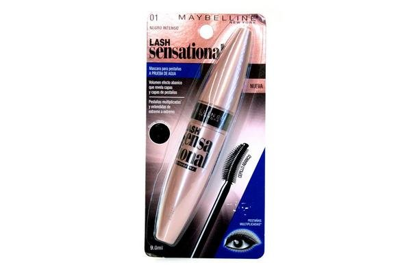 Mascara sensational wtpf very black en Tienda Inglesa