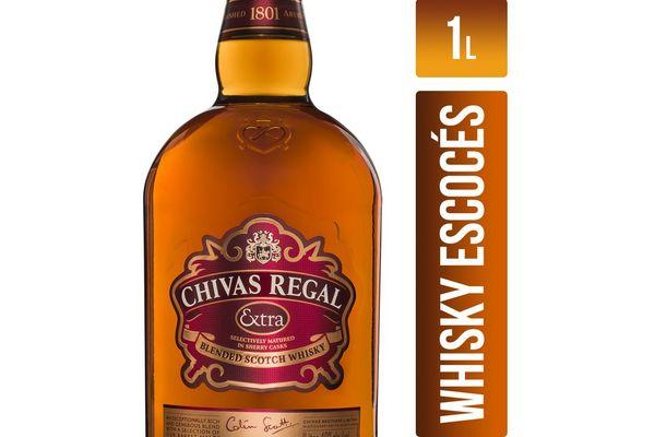 Whisky CHIVAS REGAL Extra 1 L en Tienda Inglesa