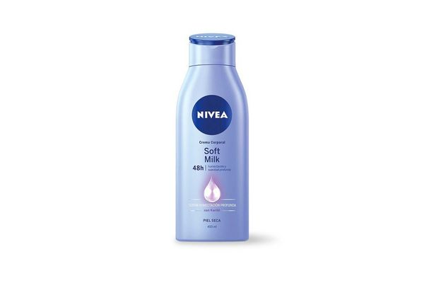NIVEA Milk Nutritiva Crema Corporal 400 ml en Tienda Inglesa