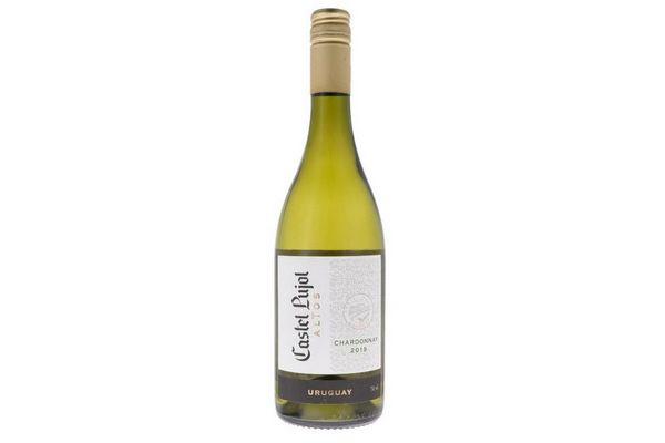 Vino Blanco CASTEL PUJOL Altos Chardonnay 750ml en Tienda Inglesa
