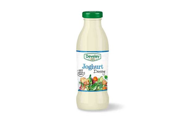 Aderezo DEVELEY Dressing Yogurt 200ml en Tienda Inglesa
