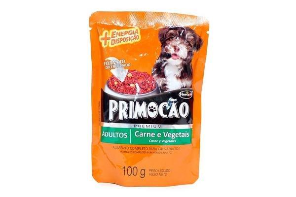 PRIMOCAO Premium Adulto sabor Carne y Vegetales 100g en Tienda Inglesa
