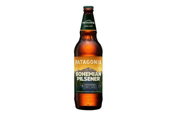 Cerveza PATAGONIA Bohemian Pilsener 730 ml en Tienda Inglesa