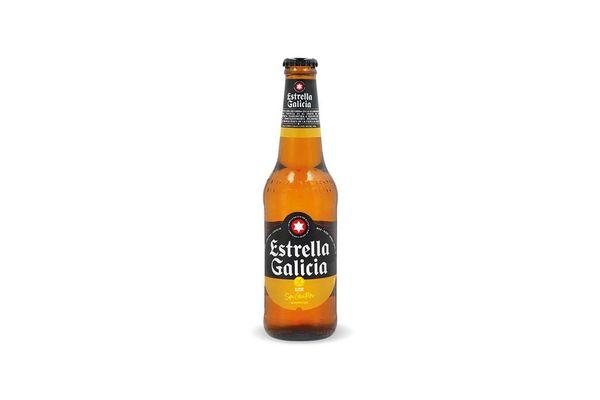 Cerveza ESTRELLA GALICIA Sin Gluten 330 ml en Tienda Inglesa