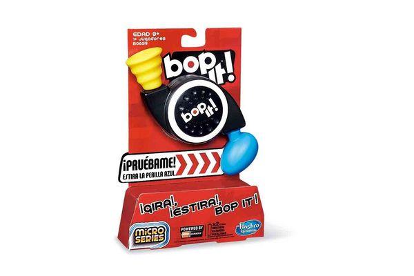 Juego en Caja Micro Bop it HASBRO en Tienda Inglesa