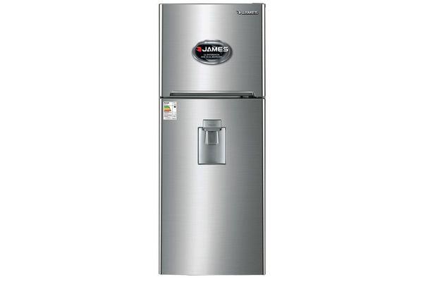 Refrigerador JAMES Inox 315l ¡Envío Gratis! en Tienda Inglesa