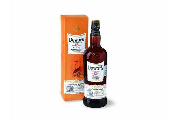 Whisky DEWAR´S 12 Años 1 L en Tienda Inglesa