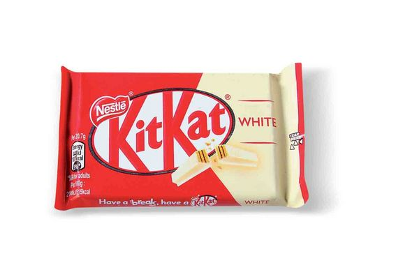 Chocolate KIT-KAT White 41,5g en Tienda Inglesa