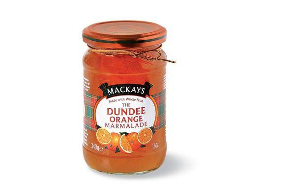Mermelada The Dundee Orange MACKAYS 340 gr en Tienda Inglesa