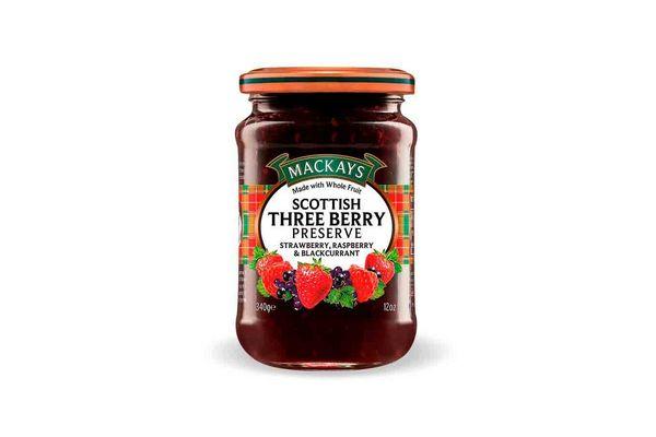Mermelada 3 Berry Preserve MACKAYS 340 gr en Tienda Inglesa