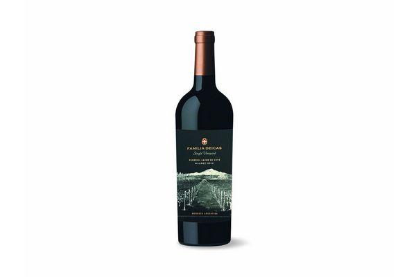 Vino Tinto FAMILIA DEICAS Single Vineyard Malbec 750 ml en Tienda Inglesa