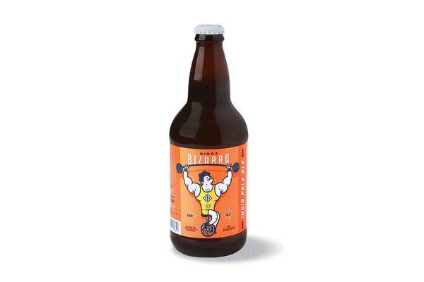 Cerveza BIZARRA India Pale Ale 500ml en Tienda Inglesa