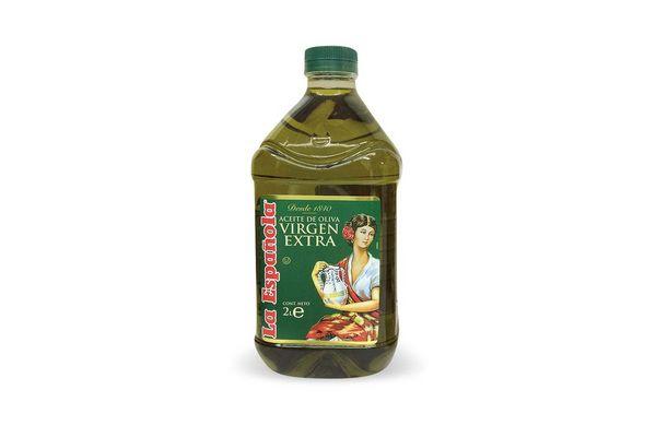 Aceite de Oliva LA ESPAÑOLA Extra Virgen 2 L en Tienda Inglesa