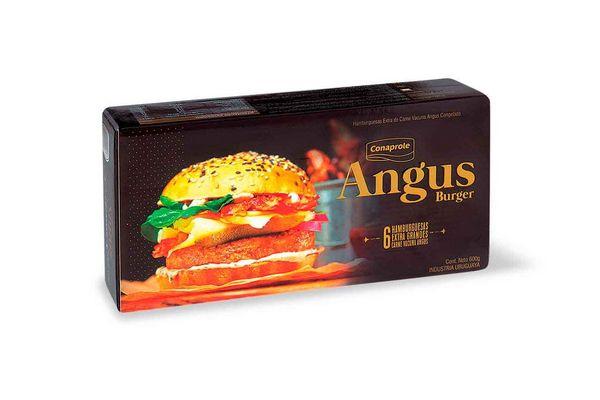 Angus Burger Extra Grandes CONAPROLE x 6 Unidades en Tienda Inglesa