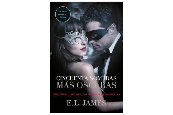 "Libro ""cincuenta sombras mas oscuras"" de e.l. james en Tienda Inglesa"
