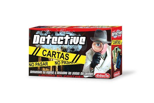 Detective Cartas DIDACTA en Tienda Inglesa