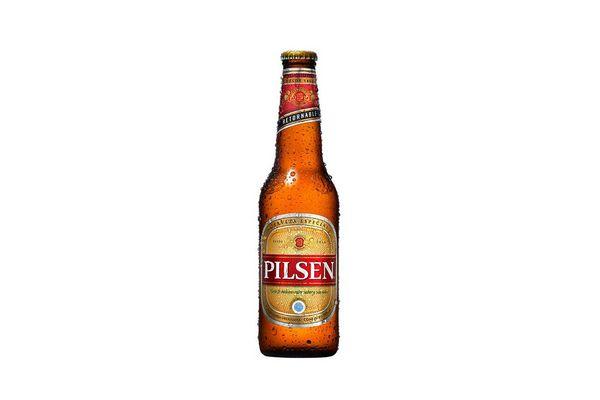 Cerveza PILSEN Botella Retornable 340cc en Tienda Inglesa
