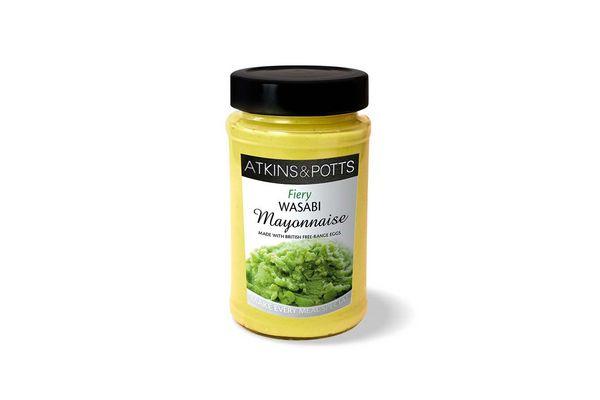 Mayonesa Wasabi ATKINS 195 gr en Tienda Inglesa