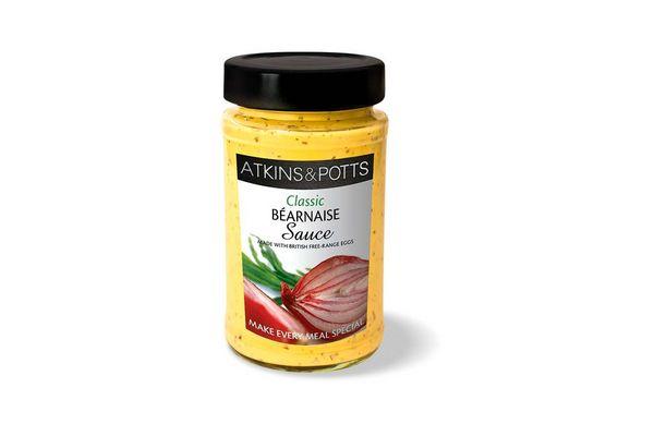 Salsa Bernaise ATKINS 190 gr en Tienda Inglesa