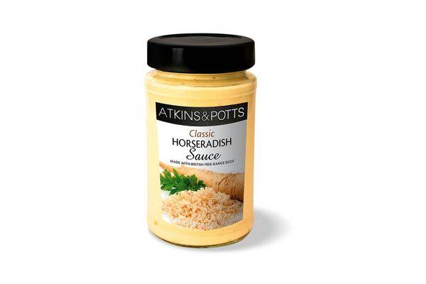 Salsa Horseradish ATKINS 200 gr en Tienda Inglesa