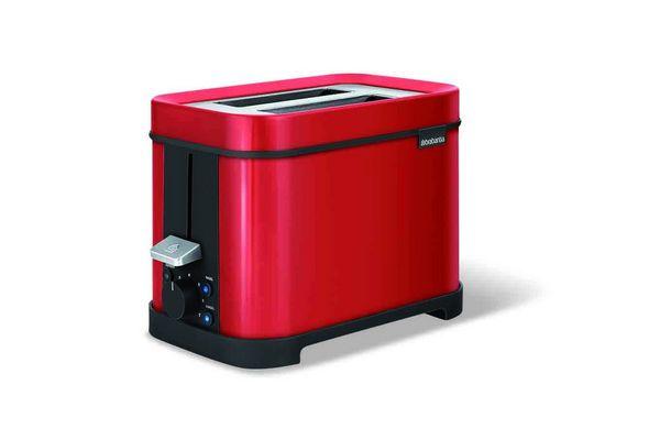 Tostador Rojo BRABANTIA 900w en Tienda Inglesa