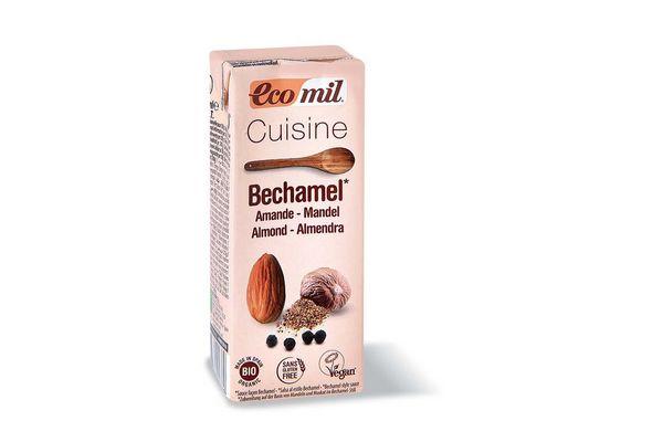 Crema Bechamel Orgánica ECOMIL Cuisine 200 ml en Tienda Inglesa