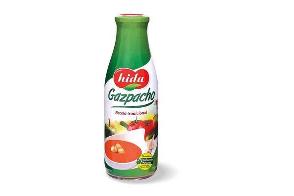Gazpacho Andaluz HIDA 750 ml en Tienda Inglesa