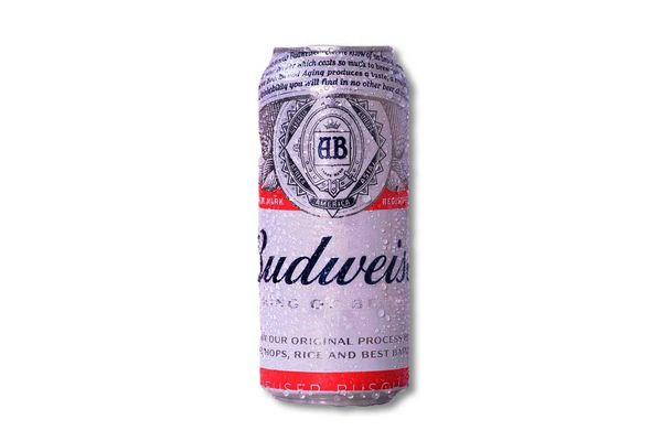 Cerveza BUDWEISER lata 473ml en Tienda Inglesa