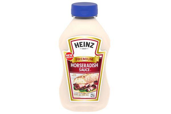 Salsa Horseradish HEINZ 354 ml en Tienda Inglesa