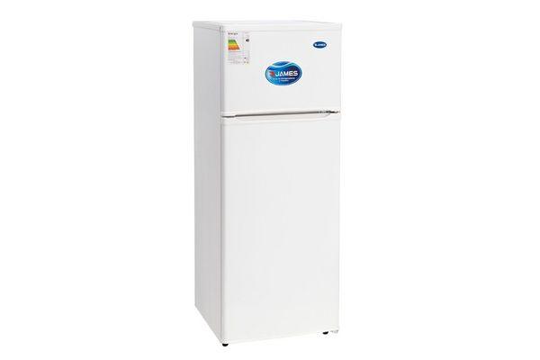 Refrigerador JAMES Blanco 270 L ¡Envío Gratis! en Tienda Inglesa