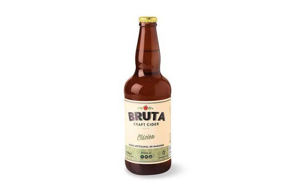 Sidra BRUTA  Clásica 500 ml en Tienda Inglesa