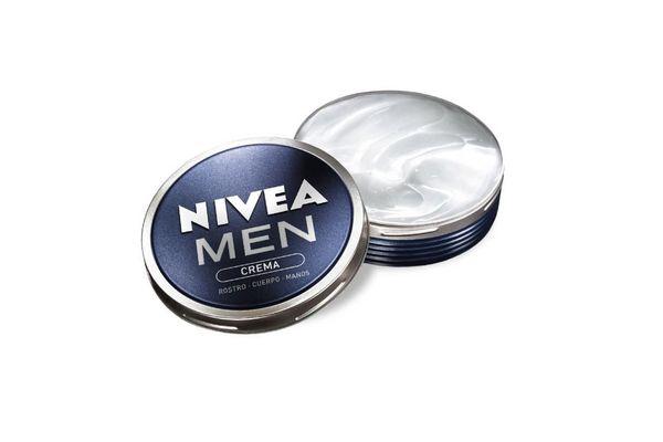 Crema NIVEA  Men Lata  150ml en Tienda Inglesa