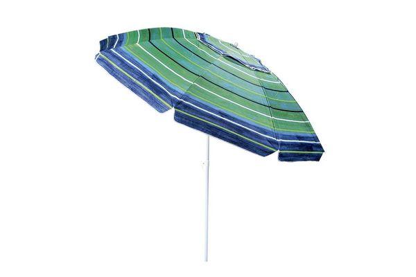 Sombrilla Multicolor 200 cm de Diámetro en Tienda Inglesa