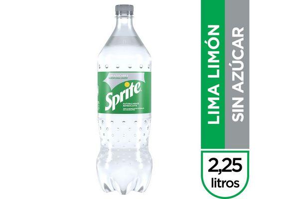 Refresco SPRITE Lima Limón sin Azúcar 2.25 L en Tienda Inglesa