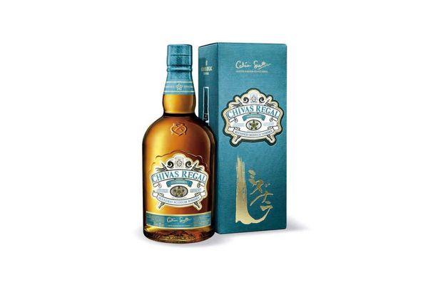 Whisky CHIVAS REGAL Mizunara 700ml en Tienda Inglesa