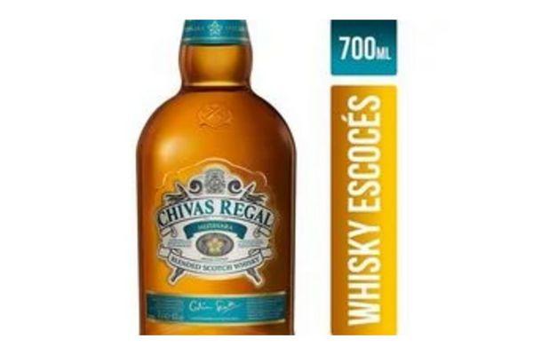 Whisky CHIVAS REGAL Mizunara 700 ml en Tienda Inglesa