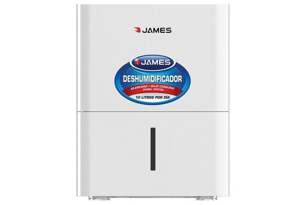 Deshumidificador JAMES 10l ¡Envío Gratis! en Tienda Inglesa