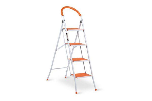 Escalera 4 Peldaños Profundo 43x89x133cm en Tienda Inglesa