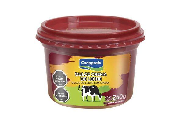 Dulce Crema de Leche CONAPROLE 250gr en Tienda Inglesa