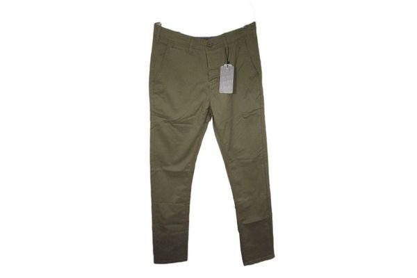 Pantalon Beige De Gabardina Para Dama Talle 24 En Tienda Inglesa