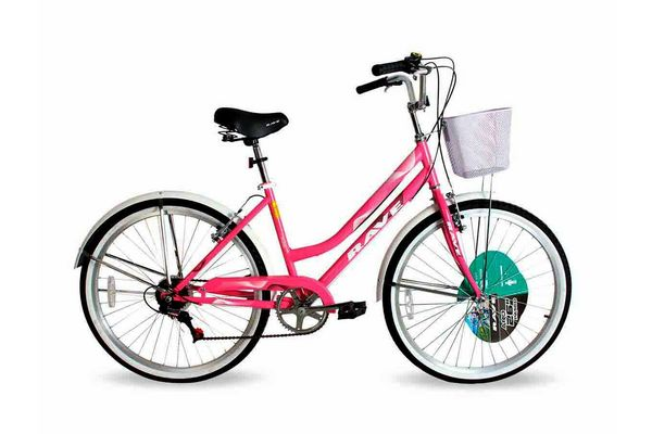 "Bicicleta RAVE Cruiser 26"" para Dama en Tienda Inglesa"