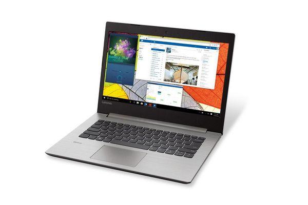 """Notebook LENOVO 15.6"""" Core I3 4GB de RAM 1TB Bt Win10 Color Gris  ¡Envío Gratis! en Tienda Inglesa"""